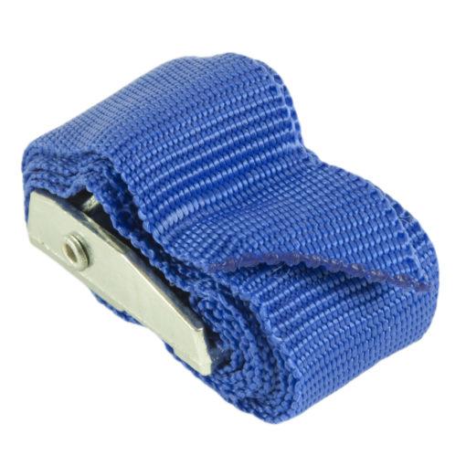Pienoissidontavyö BULK sininen   1m / 25 mm