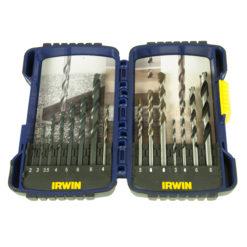 Porasarja Irwin combi 15 osaa    hss - cordlesss - konepuupora