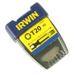 Konekärki Irwin T20 / 50 mm 5 kpl / paketti