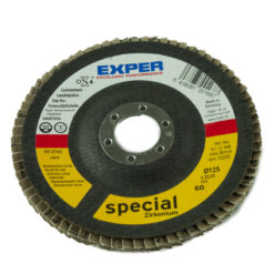 Liuskelaikka 125 mm K60