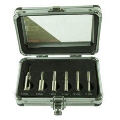 Timanttireikäsahasarja Procat    5-6-8-10-12-15 mm