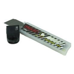 Katkovarateräpakkaus Procat 18 mm 5 kpl / paketti