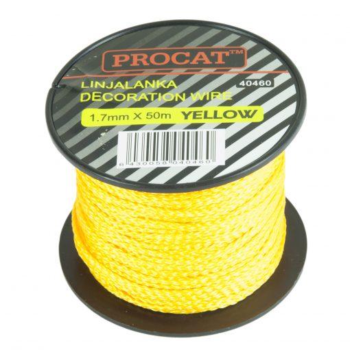 Linjalanka Procat keltainen 1.7  mm