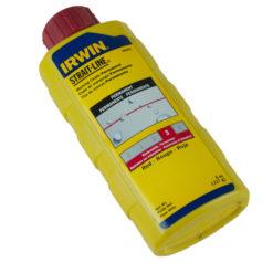 Merkkausväri Irwin punainen 227g