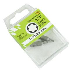 Konekärki Torx T-10 x 25 mm 2 kpl / paketti