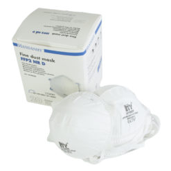 Hengityssuoja 20 kpl / laatikko  FFP2
