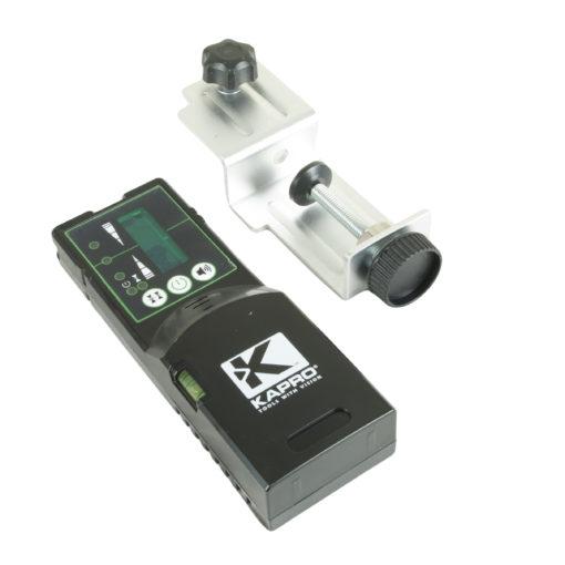 Laservastaanotin Kapro vihreälle laserille