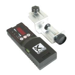 Laservastaanotin Kapro punaisille lasereille