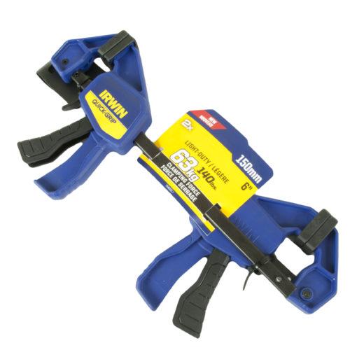 Pikapuristin Irwin Light-Duty    Quick-Grip 150 mm 2 kpl / pkt